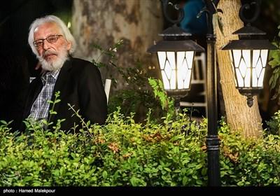جمشید مشایخی در جشن روز ملی سینما