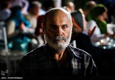 جمشید هاشمپور در جشن روز ملی سینما