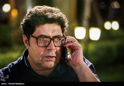 فرهاد اصلانی در جشن روز ملی سینما