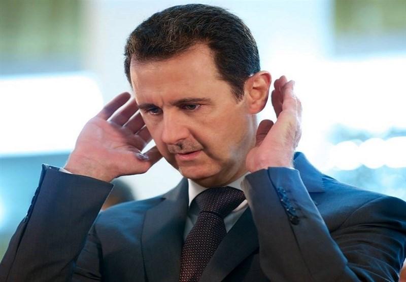 الرئیس الأسد یؤدی صلاة عید الأضحى فی مدینة داریا المحررة+فیدیو وصور