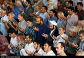 نماز عید قربان در دیار نخل و بلوط اقامه شد