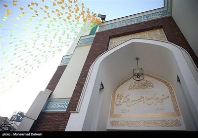 نماز عید قربان در مسجد امام حسن عسگری(ع)