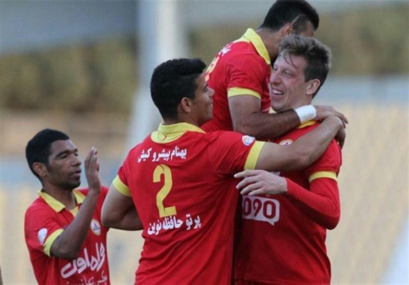 تیم منتخب هفته مساویهای لیگ برتر