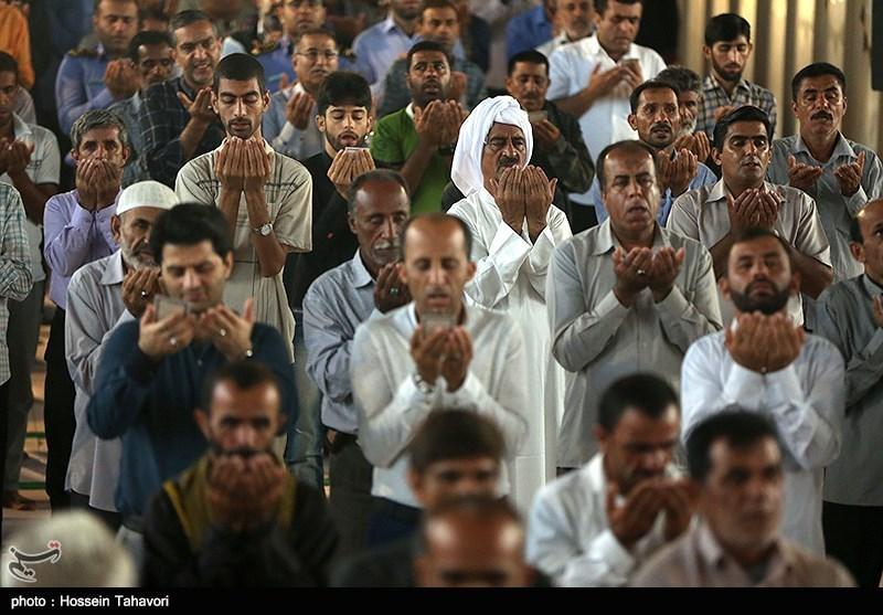 نماز عید قربان در سراسر کشور