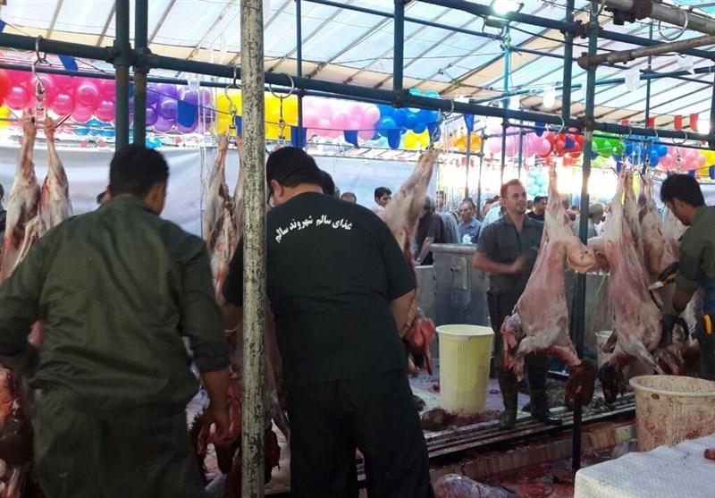 عرضه گوسفند قربانی در مراکز بهداشتی/ چند نرخ در یک مرکز/ آغل عشایر شلوغتر بود + عکس