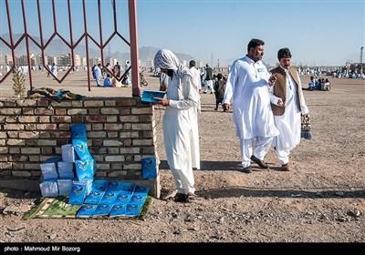 نماز عید قربان در زاهدان