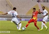 برتری فولاد خوزستان مقابل پدیده در نیمه اول