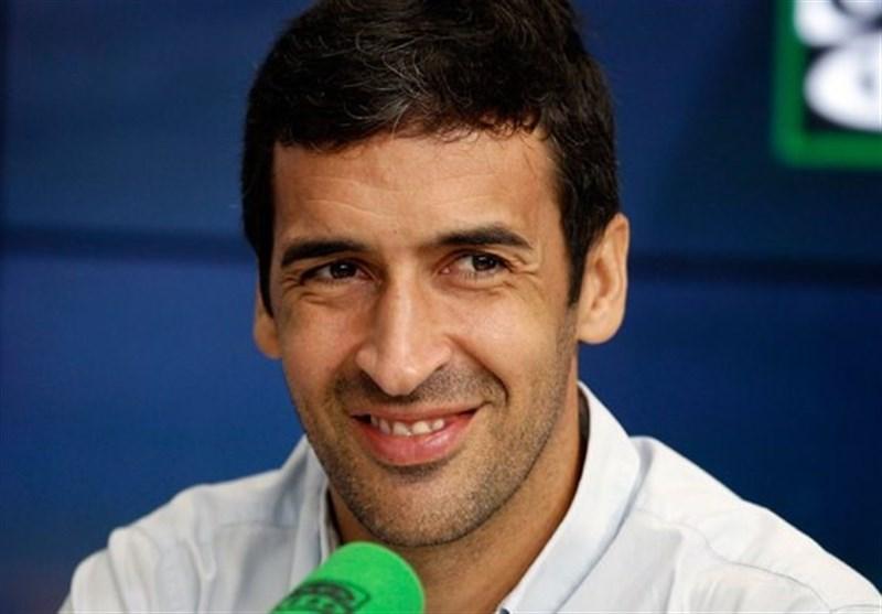 رائول: مجبور بودم در مراسم افتتاحیه دفتر باشگاه بارسلونا شرکت کنم