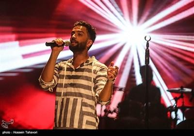 کنسرت بنیامین بهادری - کیش