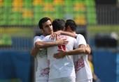صعود مقتدرانه فوتبال هفت نفره ایران به نیمه نهایی با شکست هلند + تصاویر