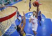 بسکتبال ایران سجاد مشایخی