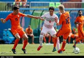 Iran Football 7-a-side into Paralympic Semis