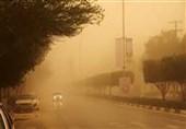 وزش طوفان در منطقه سیستان تا پایان هفته تداوم دارد 