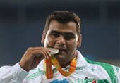 Rio Paralympics 2016: Shot Putter Mohammadian Seizes Silver Medal