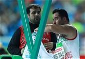 حسینیپناه و نکوییمجد از کسب مدال در پرتاب وزنه بازماندند