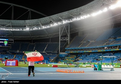 Iranian Javelin Throwers Win Gold, Silver Medals in Paralympics