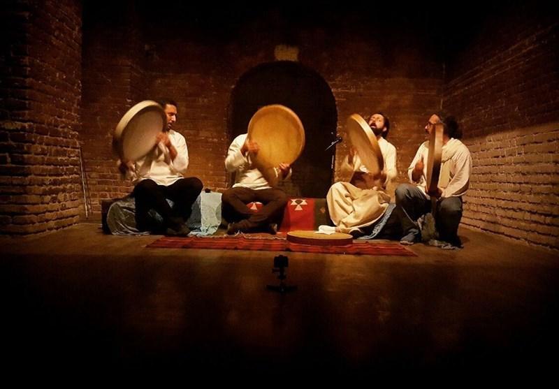 ایوانی برای موسیقی اسطورهای ایران