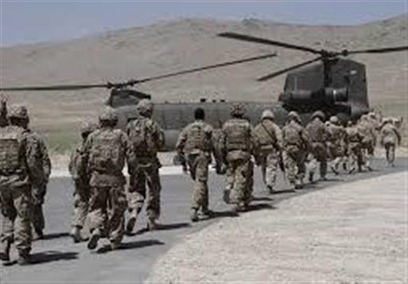 خروج نیروهای آمریکایی از افغانستان