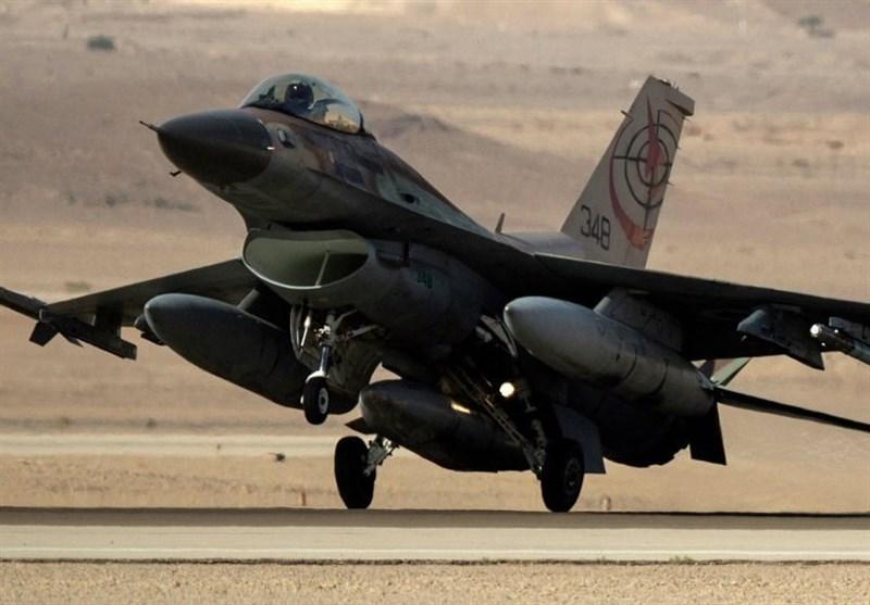 اسرائیلی جنگی طیاروں کی جولان کی پہاڑیوں میں شامی فوج کی پوزیشنوں پر بمباری