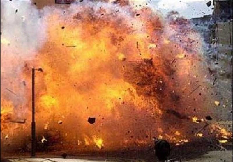 بم دھماکہ