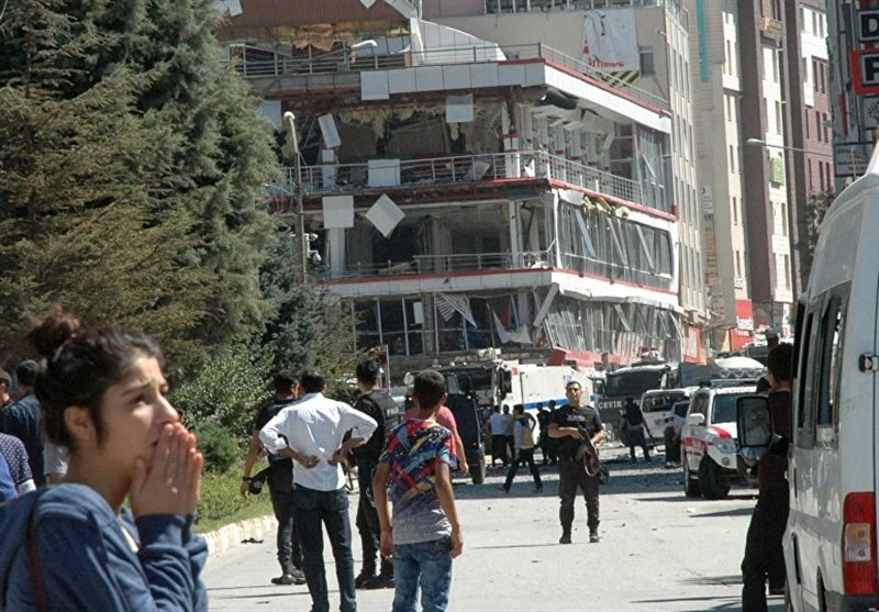 Iranians Injured in Van Blast Return Home: Official