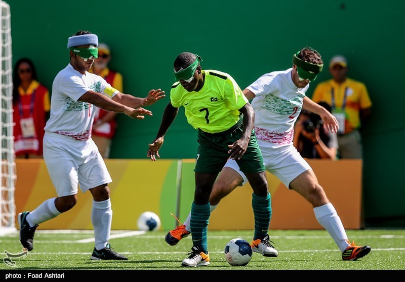 Iran Could Win Medal at Blind Football World Championships: Coach