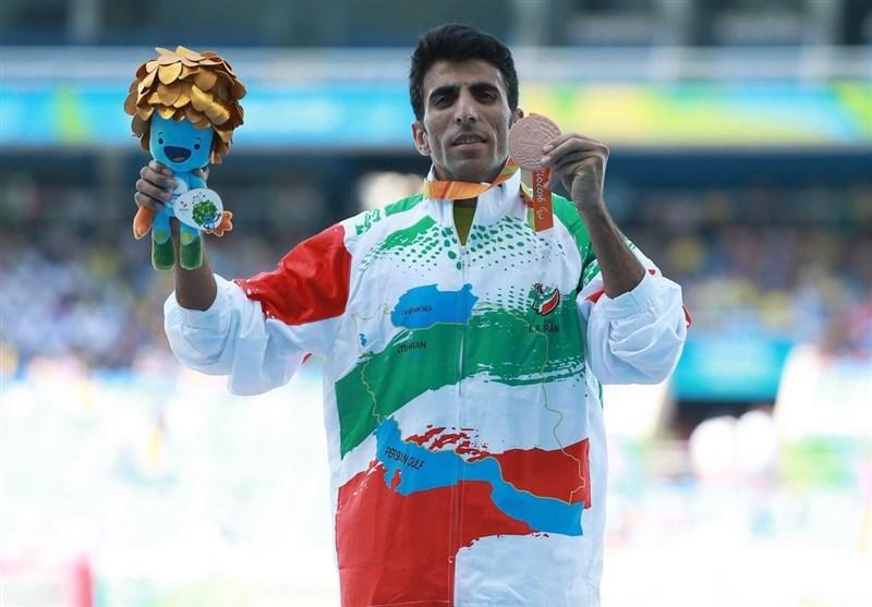 Iran's Nasiri Wins Bronze Medal at Rio Paralympics