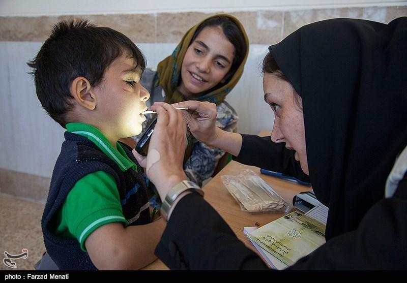 هجرت پزشکان جراحان برای درمان کودکان سیستان و بلوچستان