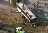 11 کشته و 8 زخمی در تصادف جادهای مکزیک