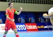 کشاورز: مشتاق صعود ایران به فینال جام جهانی فوتسال هستیم