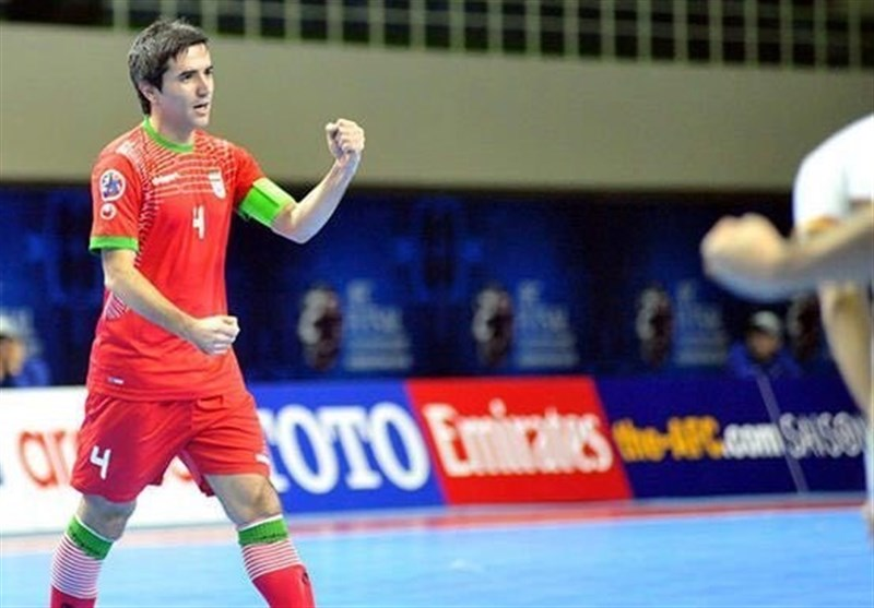 Iran Futsal Captain Keshavarz Hangs Up Boots