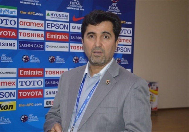 Iran Futsal Team Takes Nothing for Granted against Myanmar: Nazemosharia
