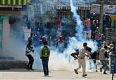 ادامه درگیریهای مسلمانان کشمیری با نیروهای امنیتی هند