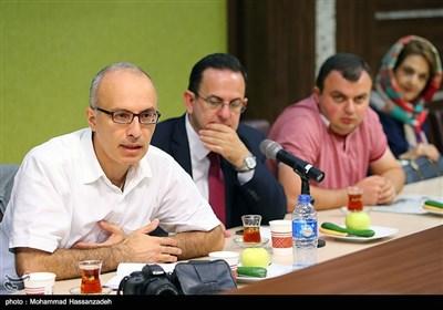 Armenian Journalists Visit Tasnim News Agency