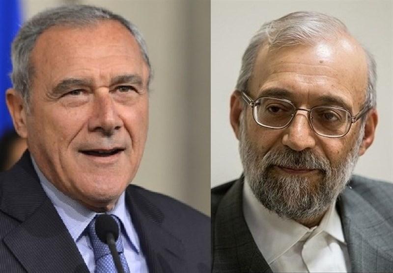Iran, Italy Mull Human Rights, Anti-Terror Cooperation