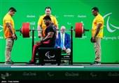 مسابقات وزنه برداری - پارالمپیک ریو 2016