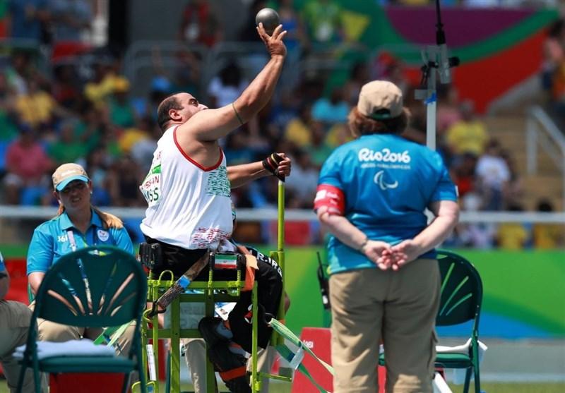 Iran's Shot Putter Mokhtari Snatches Gold at World Para Athletics Championships
