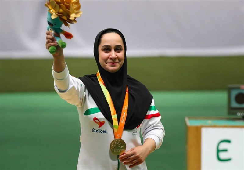 Iran's Sareh Javanmardi One to Watch for 2017