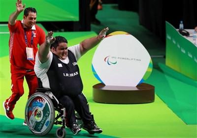 Image result for سیامند رحماند پارالمپیک ریو