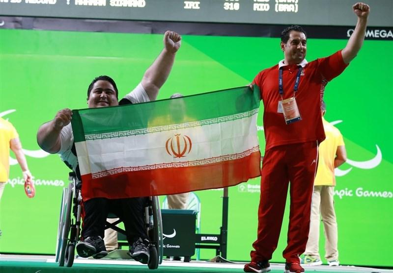 آسترکی: با حضور سیامند مسابقه یکطرفه میشود/ یک ایرانی رکورد او را میشکند