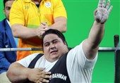 Iran's Siamand Rahman Voted Best Male Athlete of the Month