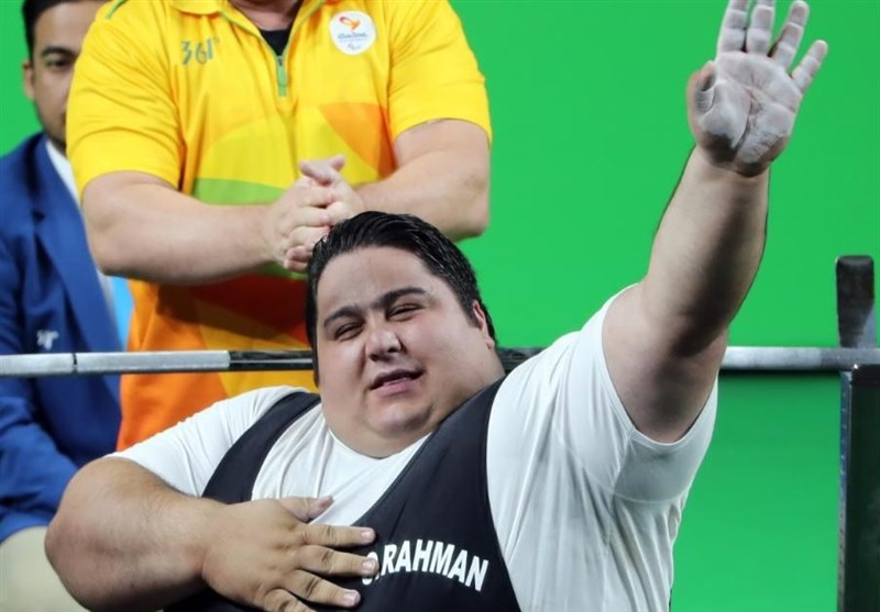 گزارش خبرنگار اعزامی تسنیم از اندونزی| سیامند رحمان به دنبال ارتقای رکورد بازیهای پاراآسیایی