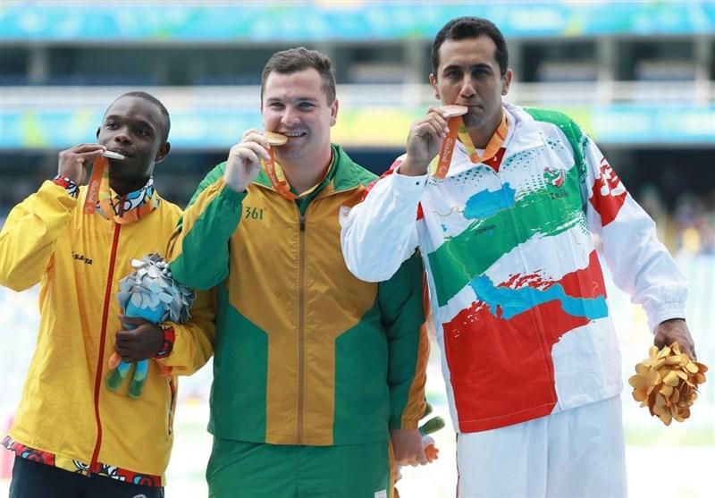 Iran's Hardani Claims Silver at World Para Athletics Championships