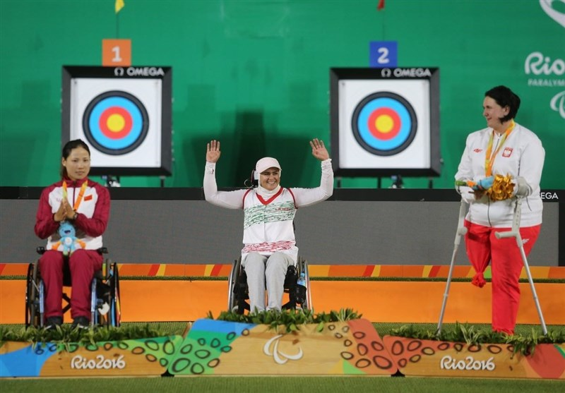Iran's Nemati Secures Second Best Performance at Paralympics