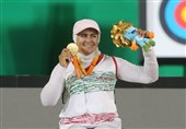 Iran's Zahra Nemati Named World Archery Athlete of the Year