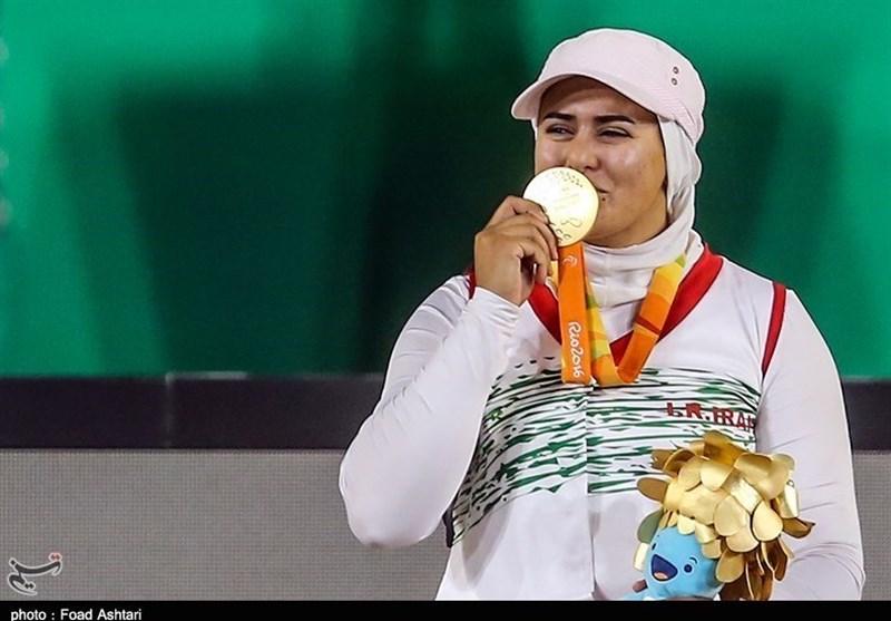 تبریک رئیس مجلس به زهرا نعمتی