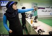 سبقتاللهی هشتم شد/ ناکامی مردان در صعود به فینال تفنگ سه وضعیت