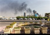 آلودگی زیست محیطی و آلایندگی هوا در پارس جنوبی