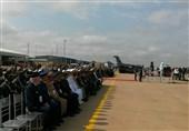 نمایشگاه تجهیزات هوایی آفریقای جنوبی با حضور دریادار سیاری افتتاح شد + تصاویر