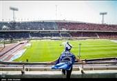 نیکوخصال: ورزشگاه آزادی کاملاً آماده برگزاری سوپرجام است/ داربستها حداکثر تا فردا جمعآوری میشوند